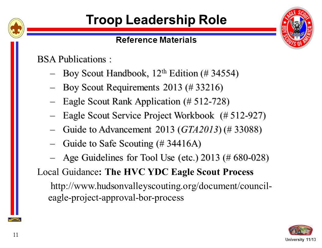 Troop Leadership Focus - ppt video online download