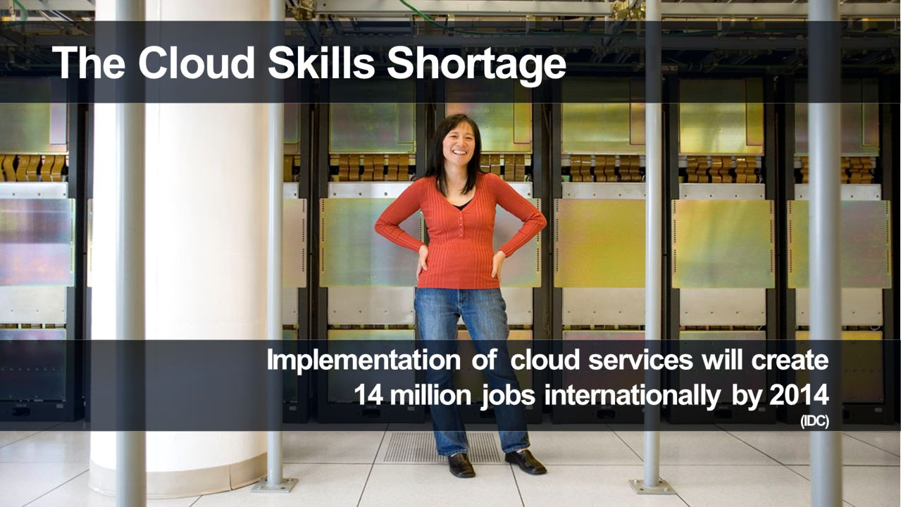 The Cloud Skills Shortage