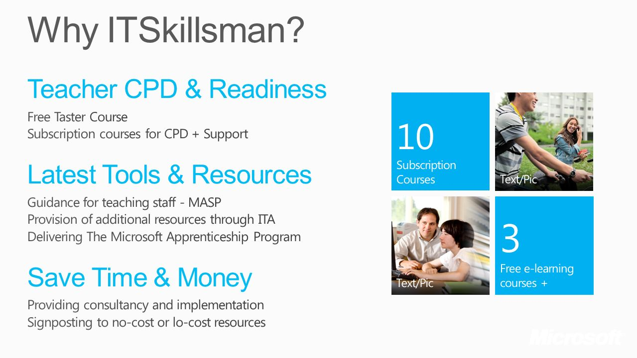 3 Why ITSkillsman 10 Teacher CPD & Readiness Latest Tools & Resources
