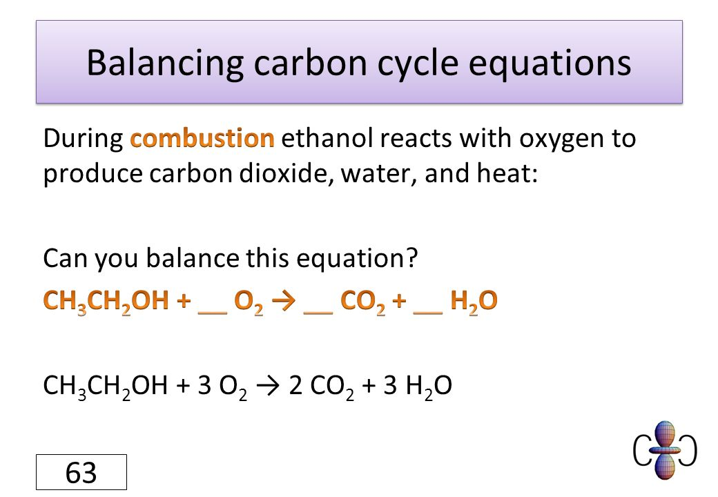 combustion reaction of ethanol - 1040×720