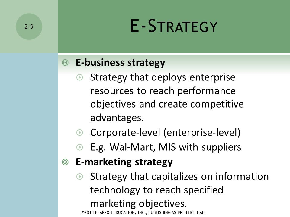 E-Marketing/6E Chapter 2 - ppt video online download