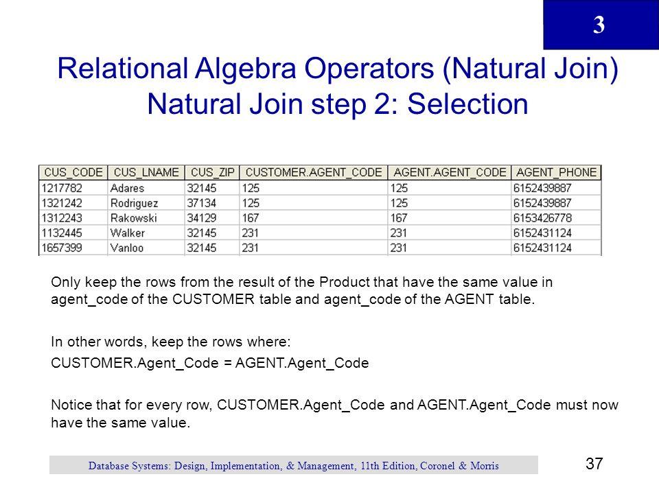 The Relational Database Model Ppt Video Online Download