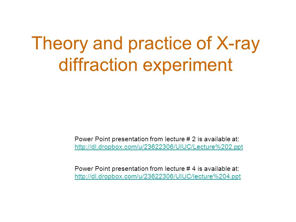 Powder Diffraction Theory And Practice Pdf