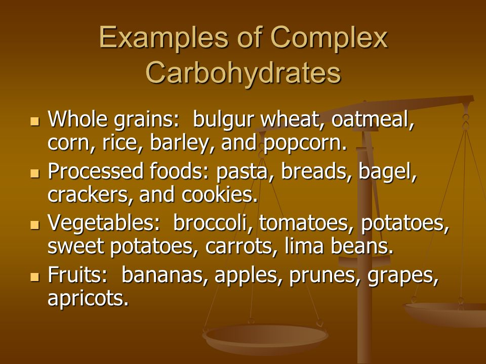 Carbohydrates Sugar Starch And Fiber Ppt Video Online Download