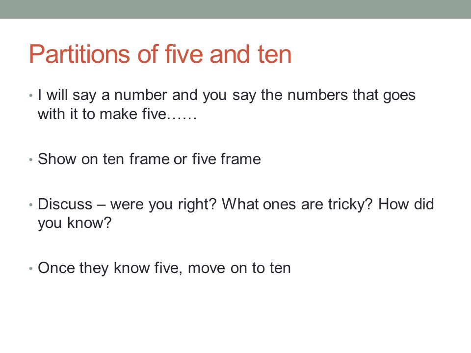 Structuring numbers. - ppt video online download
