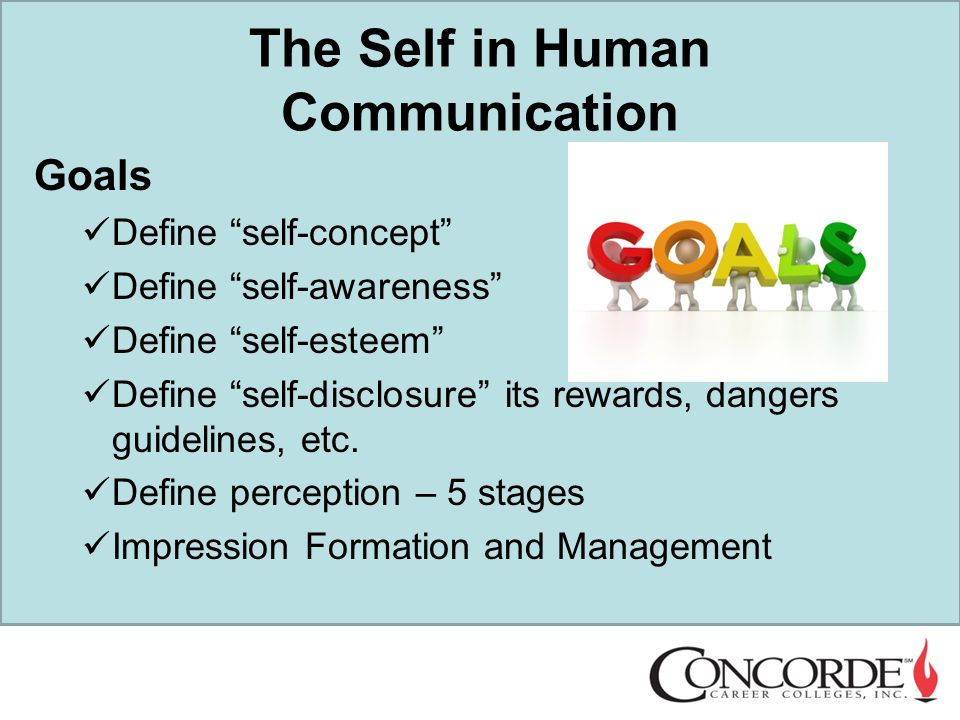 stages of perception in communication