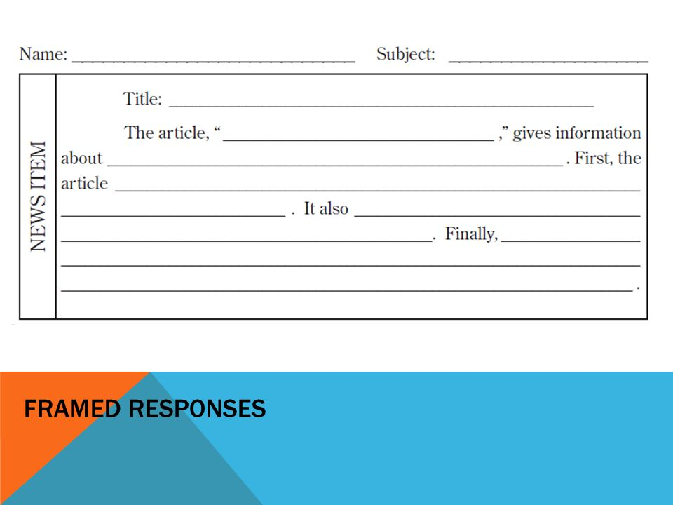 Specially designed Instruction tool - ppt download