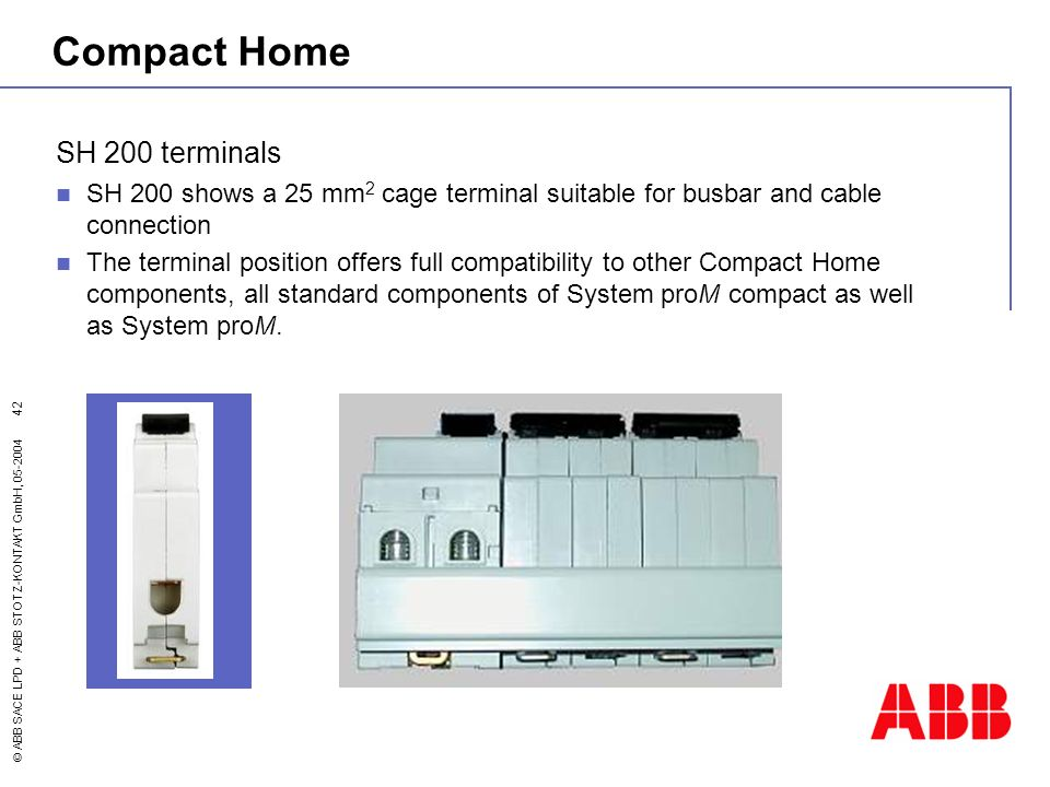 New ranges System proM compact® and Compact Home - ppt video online ...