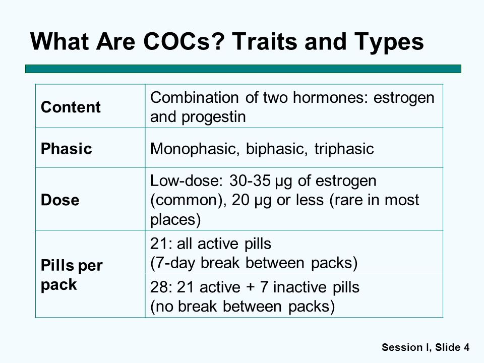 What Are COCs Traits and Types