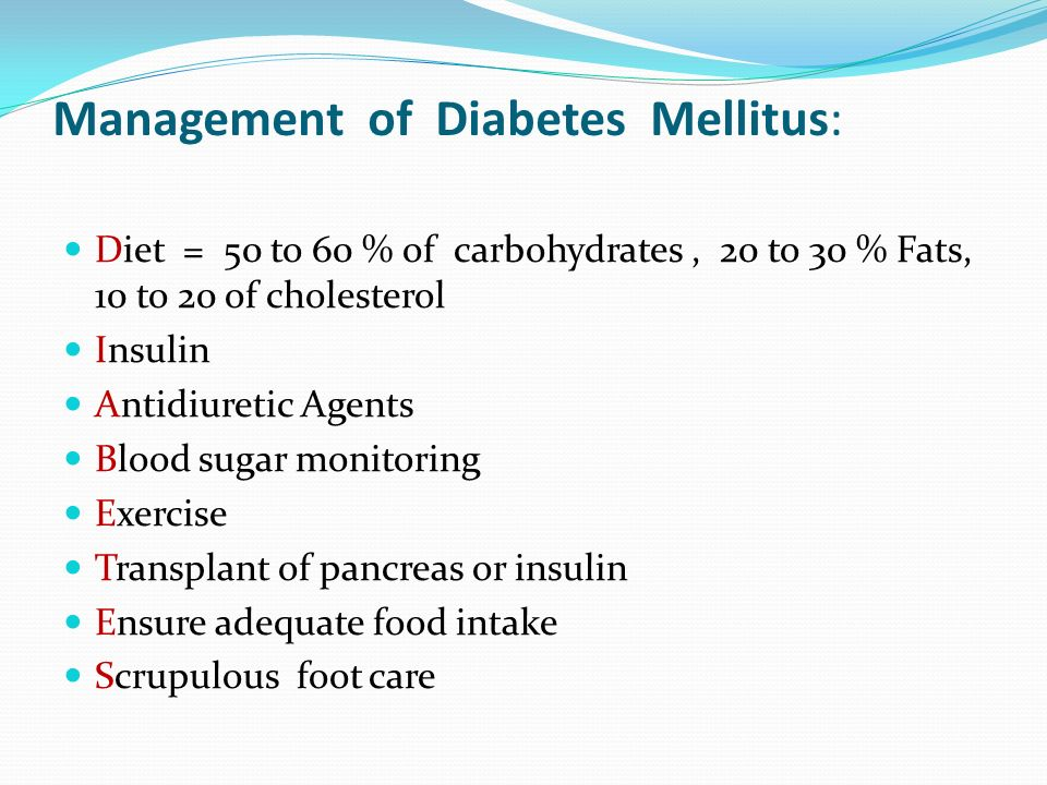 Newly diagnosed type 2 diabetes mellitus | the bmj.