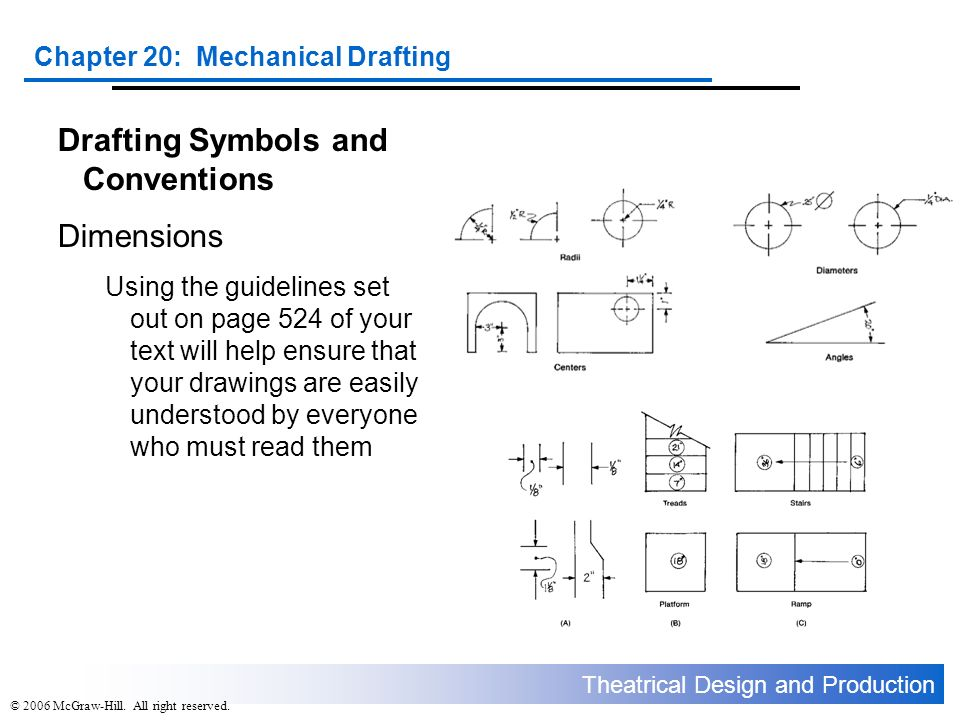 Mechanical Drawing Can Be Done By Hand Or With A Computer Ppt