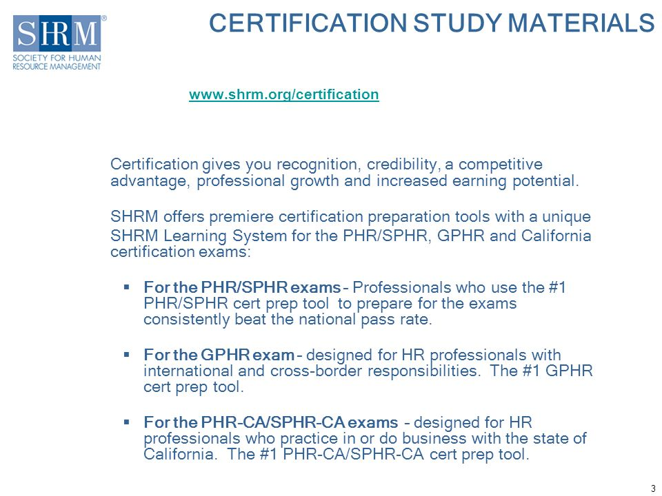 The 2013 Shrm Learning System Ppt Video Online Download