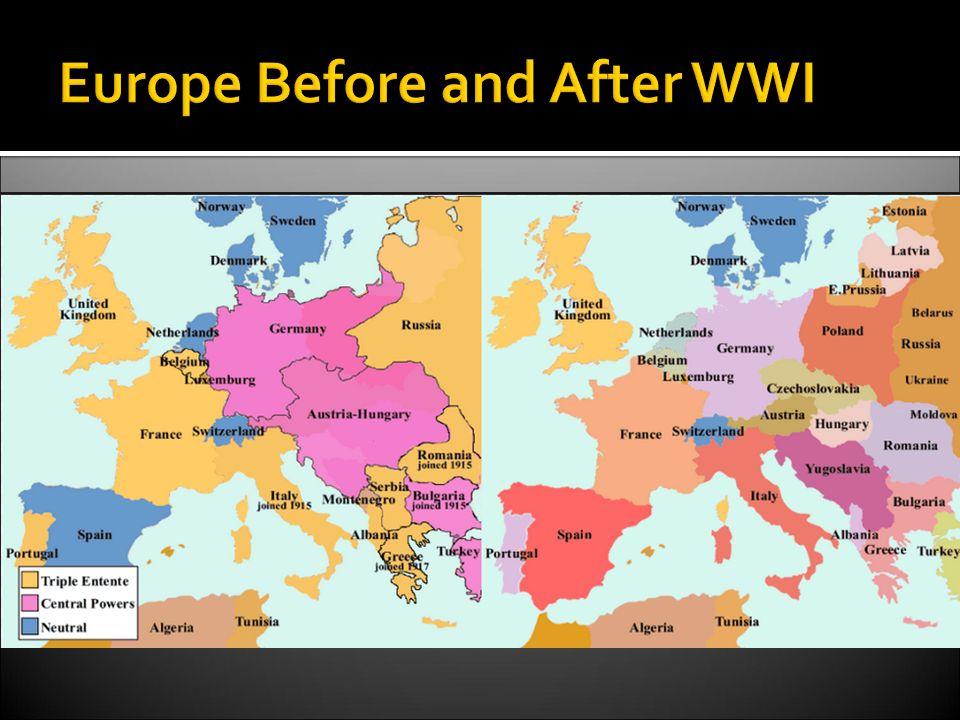 Between The Wars Causes Of World War Ii Ppt Video Online Download