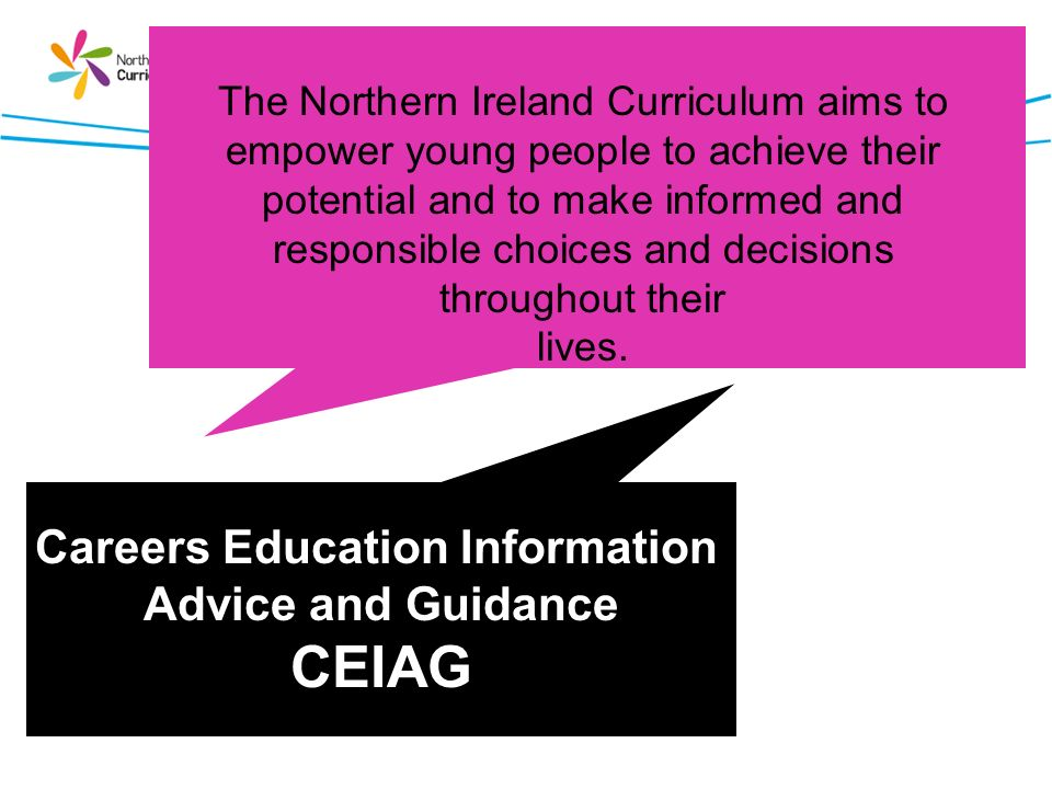 Careers Education Information