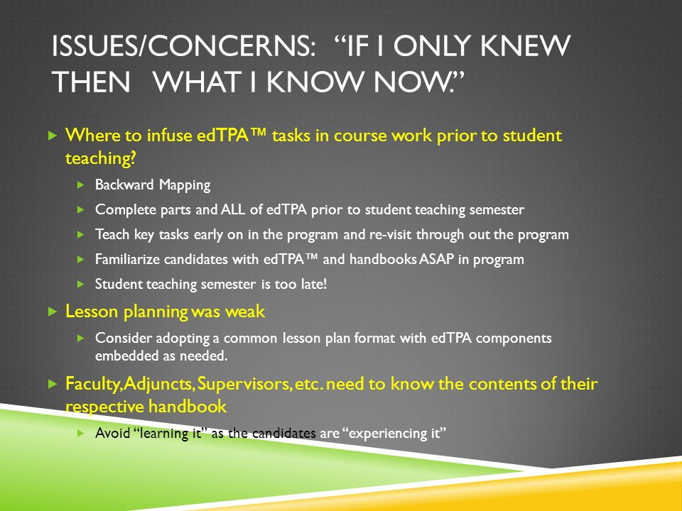 The Teacher Performance Assessment Edtpa Ppt Video Online Download