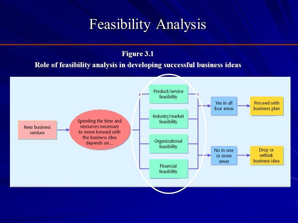 difference between feasibility study and business plan ppt