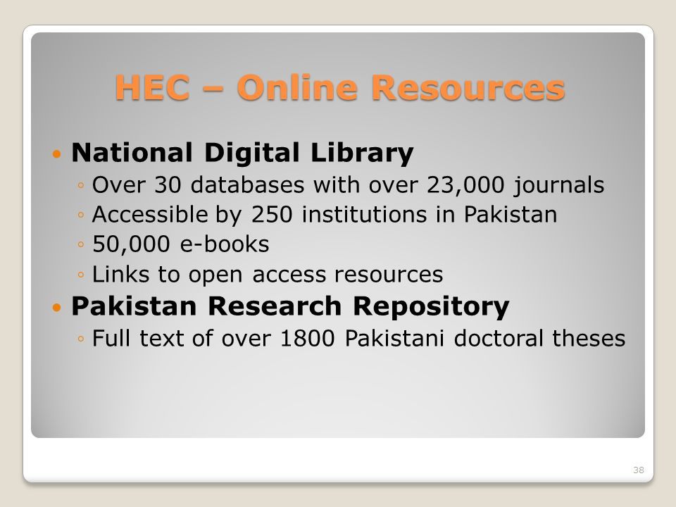 hec digital library thesis Hec digital library trial to summon discovery service and proquest  graduate students services library hec montréal and theses templates theses (classic / by articles) in  pakistan research repository is a project of the higher education commission to promote the international visibility of research originating out of institutes of.