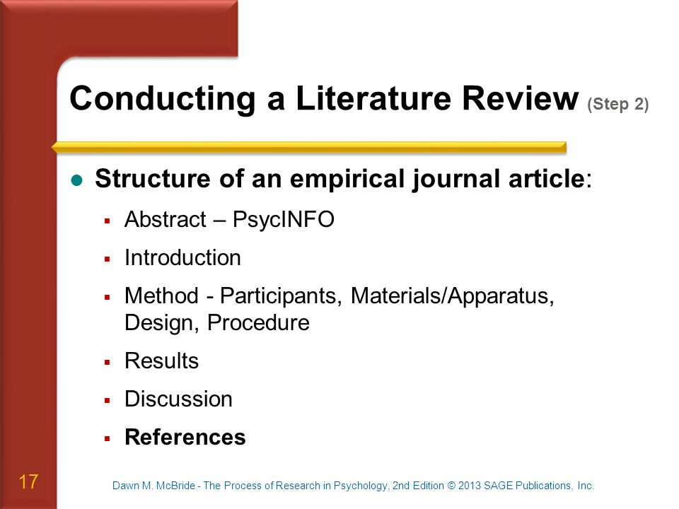 what is empirical literature pdf