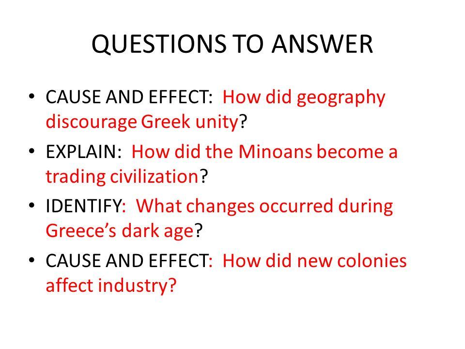 greek unity
