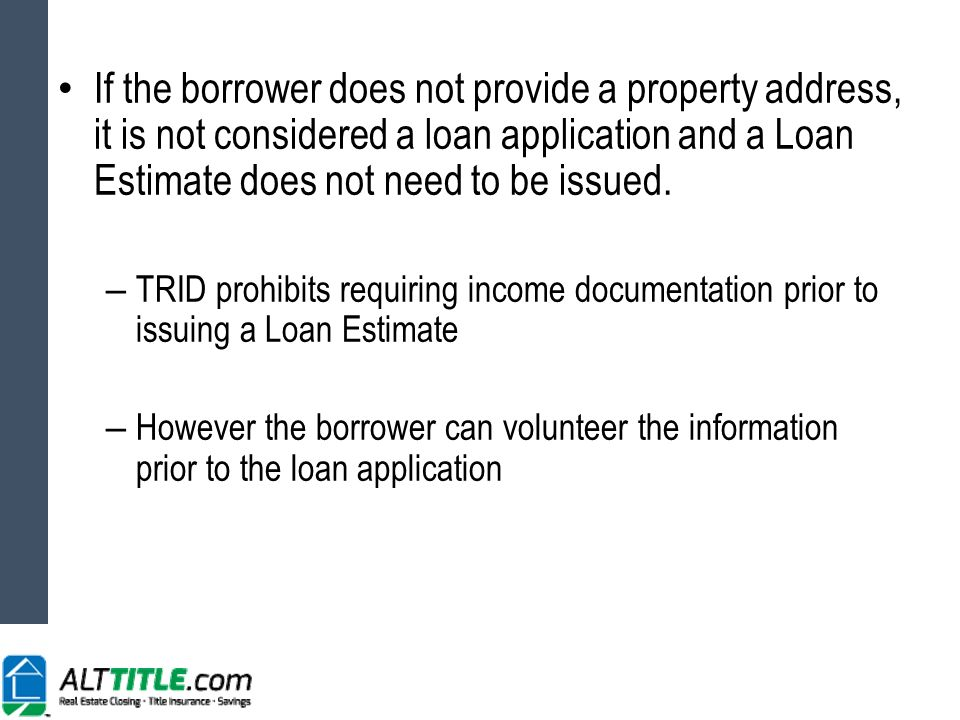 How To Provide Estimate Of Property Value For Mortgage