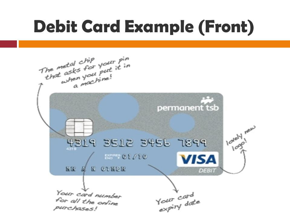 Debit Card Diagram - Smart Wiring Diagrams •