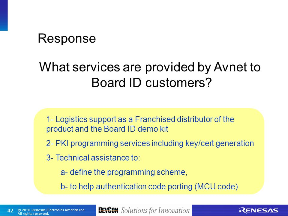 What services are provided by Avnet to