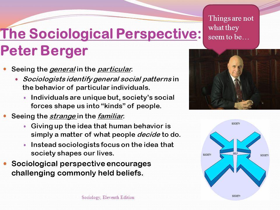 berger sociology