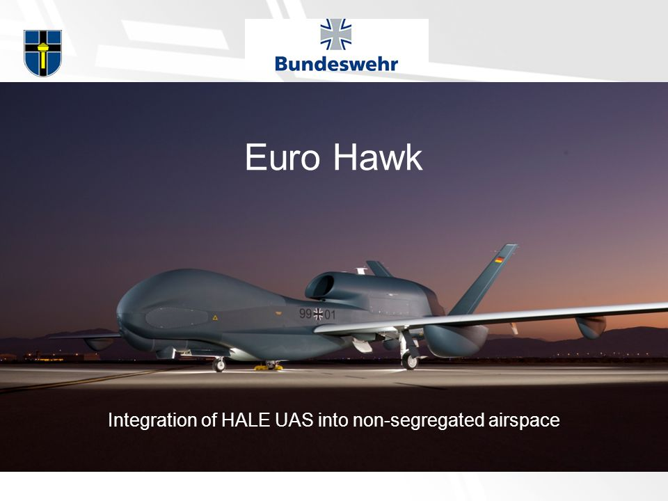 Integration of HALE UAS into non-segregated airspace
