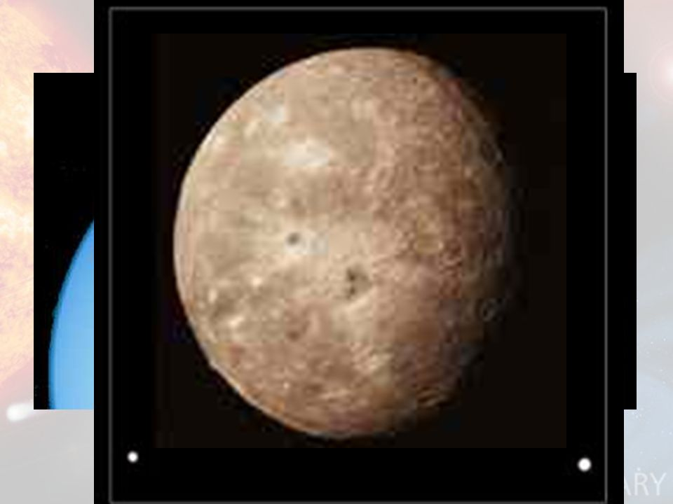 Uranus 7th planet from the sun 3rd largest