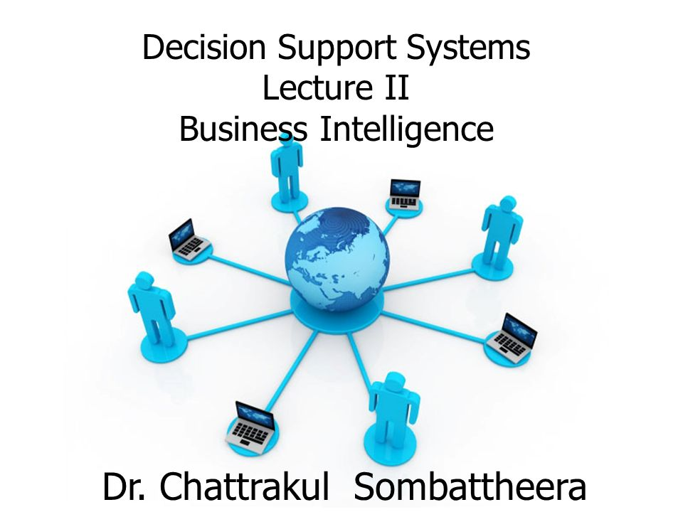 Decision support systems lecture ii business intelligence ppt download decision support systems lecture ii business intelligence wajeb Image collections