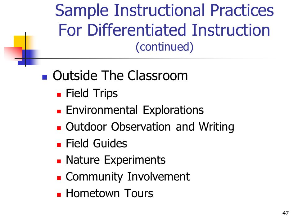 Brain Compatible Differentiated Instruction Ppt Video Online Download