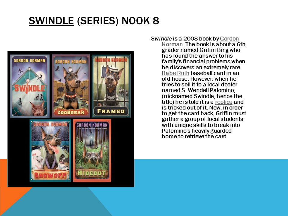 """Put your Nose in a Nook"""" - ppt download"""