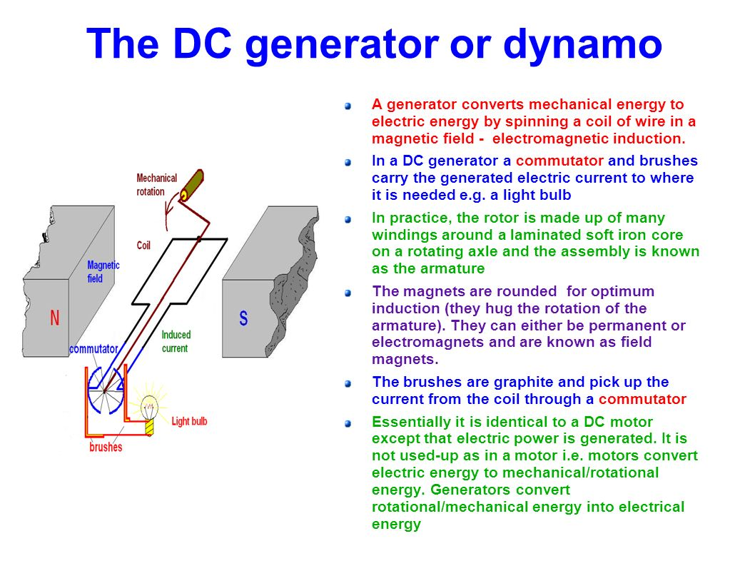 9.3 Motors and Generators. - ppt download