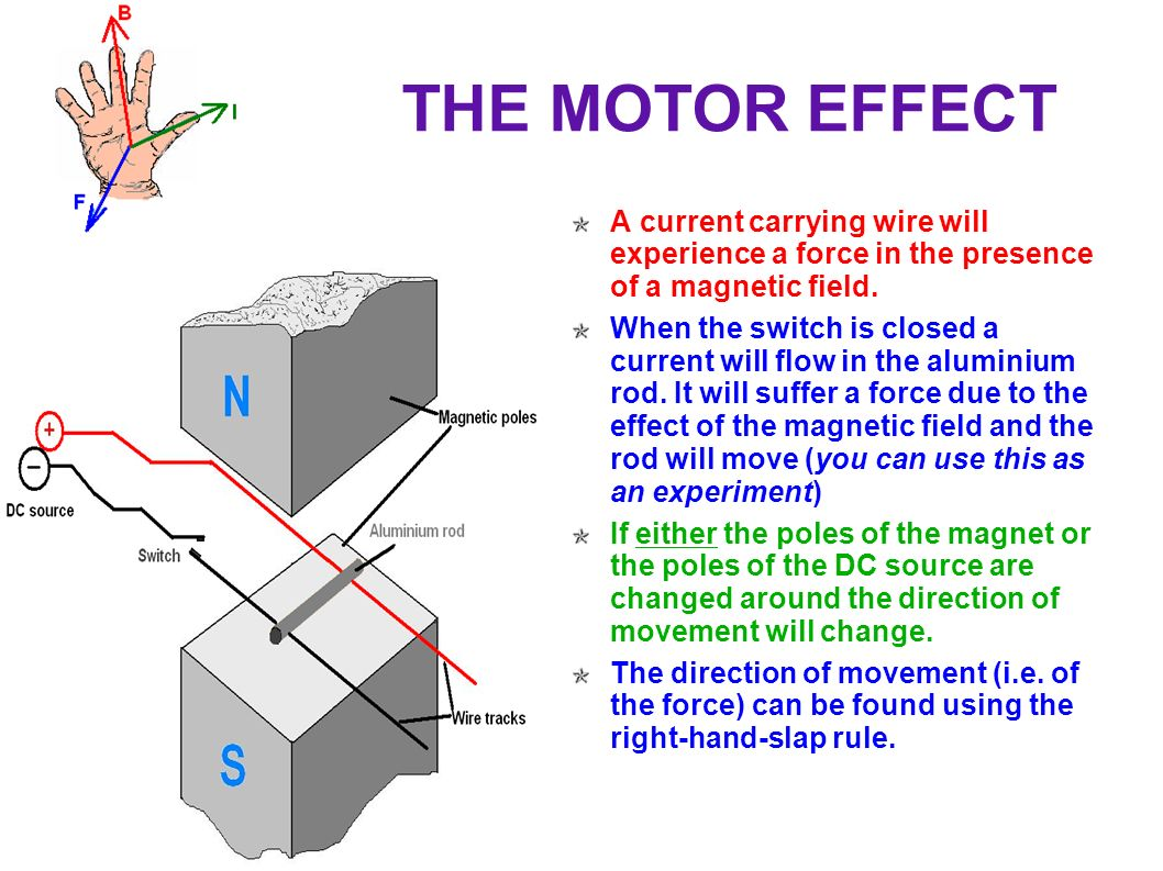 Dc motors construction very similar to a dc generator ppt video.