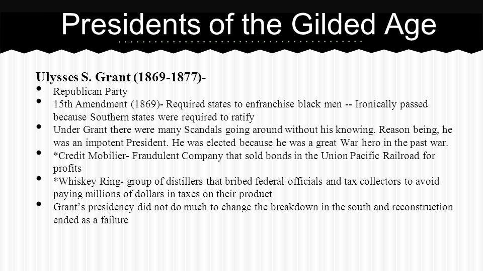 the changes offered by the gilded age and progressive era This volume presents documents that illustrate the variety of experiences and themes involved in the transformation of american political, economic, and social systems during the gilded age and progressive era (1870-1920.