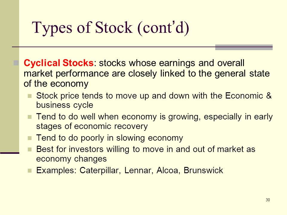 Investing In Common Stocks Ppt Video Online Download