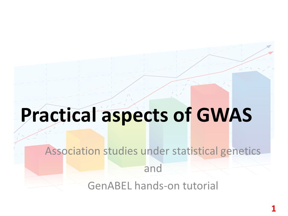 Research Training Needs in Statistical Genetics / Genetic ...