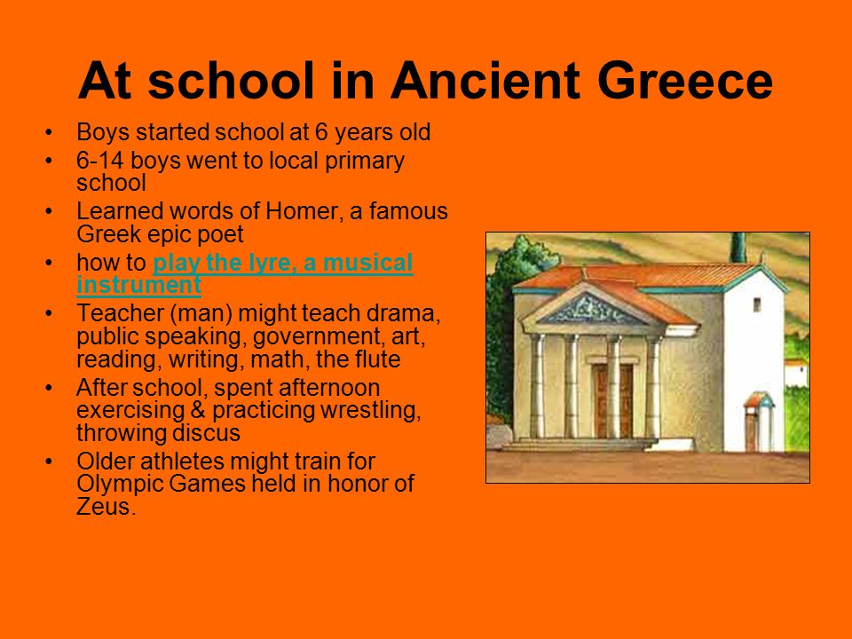 life in ancient greece pdf