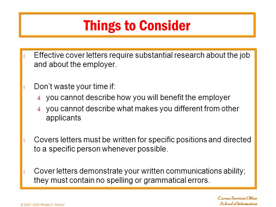 The Super Effective Resume And Cover Letter FormulaEffective Cover