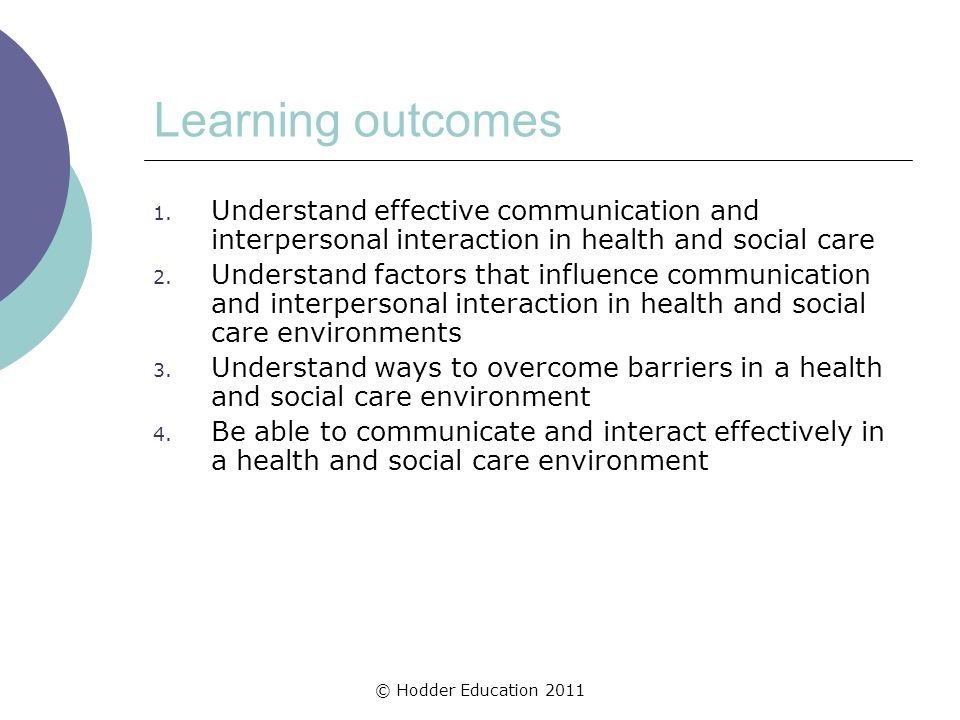 how to overcome communication barriers in health and social care