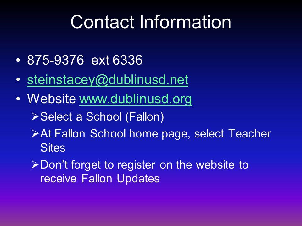Fallon Middle School Computer Technology 6th Grade Elective Wheel ...