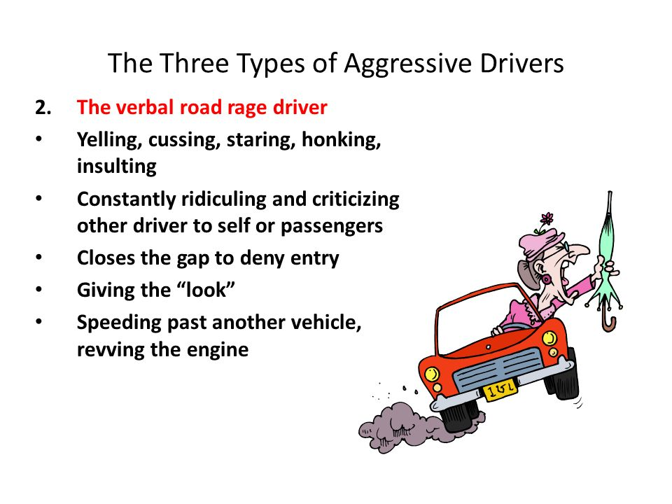 aggressive driving essay Writing sample of essay on a given topic impaired driving and aggressive driving introduction driving is the navigation of a vehicle along a pathway such as roads and railways driving can be used for any vehicles that are capable of traveling from one place to another.