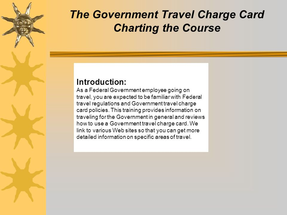 Dts Government Travel Card Training Lifehacked1st Com