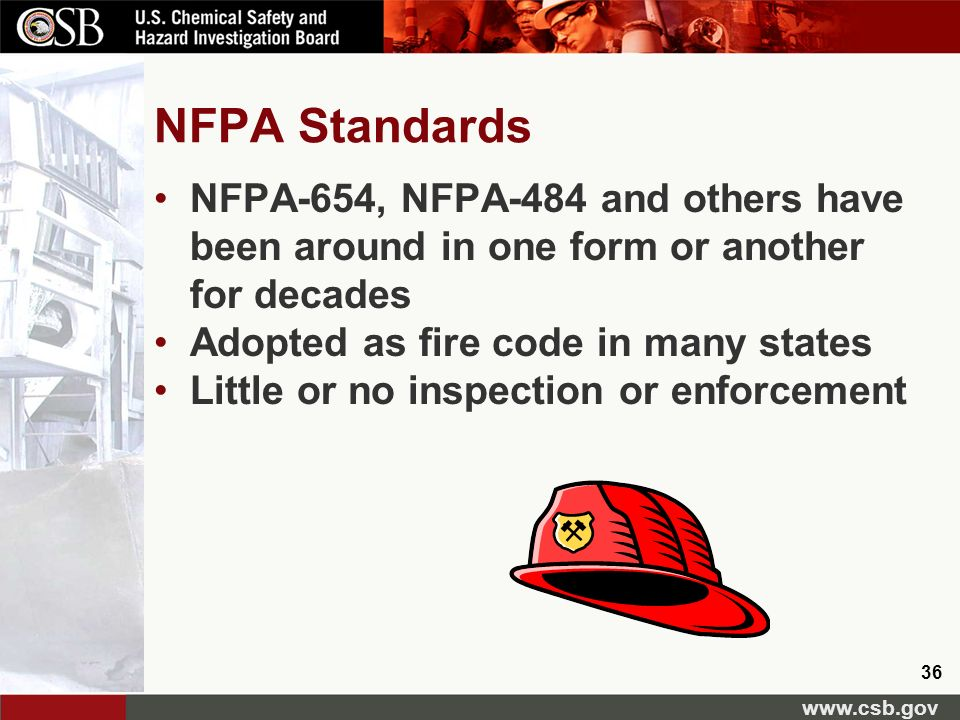 Combustible Dust: Recognizing the Hazard - ppt video online