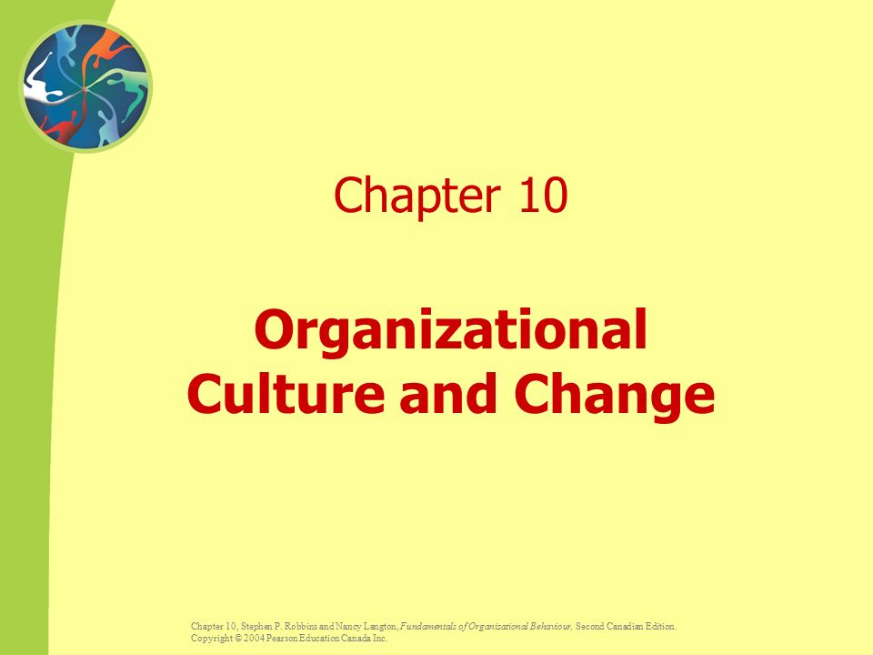 organizational culture change Here is an example of a debrief after a culture change project the culture shift project we had an organizational culture change initiative with three prongs: this was in a small non-profit with.