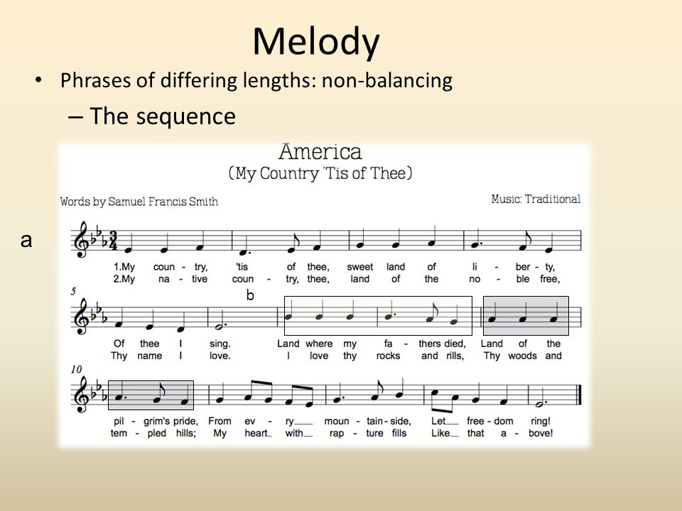 Musical Elements Rhythm Pitch and Melody Form - ppt video