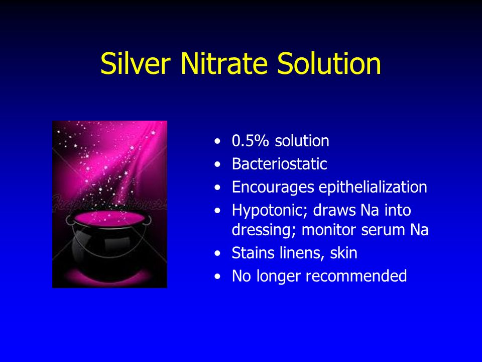Silver Nitrate Solution