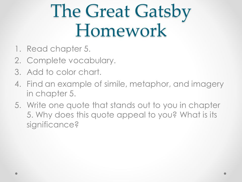 examples of metaphors in the great gatsby
