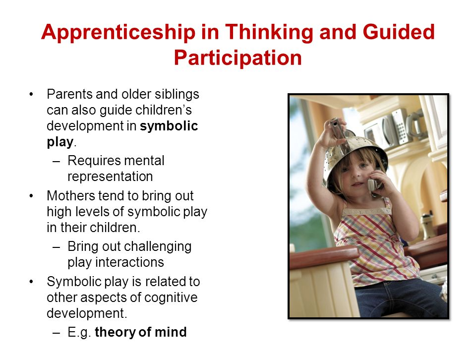 Apprenticeship in Thinking and Guided Participation