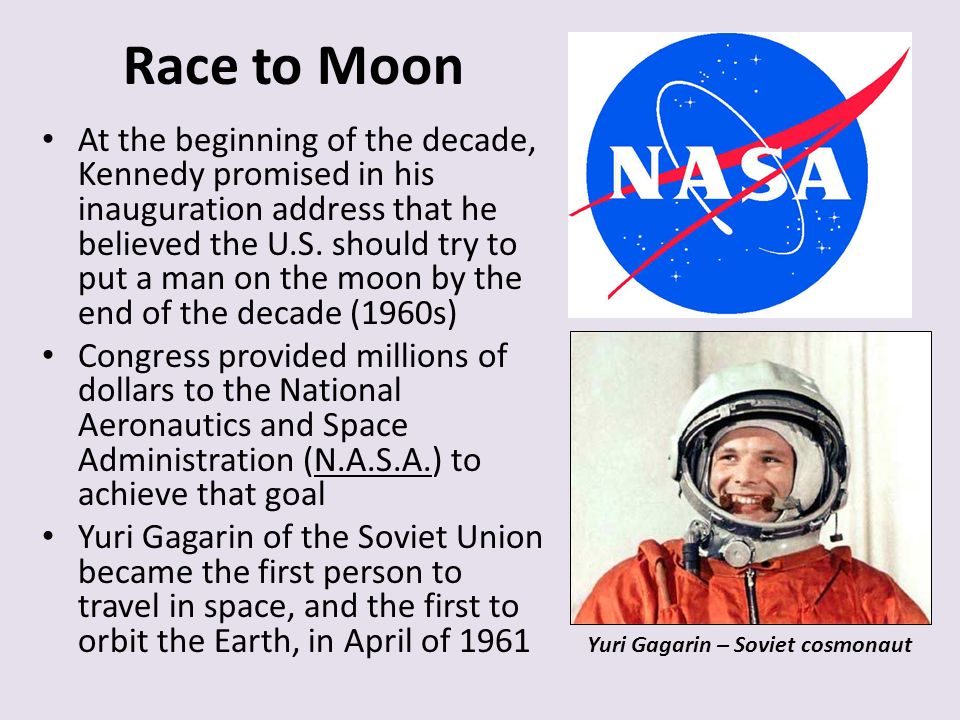 Race to Moon